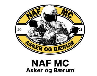 Hjemmeside NAF MC Asker og Bærum